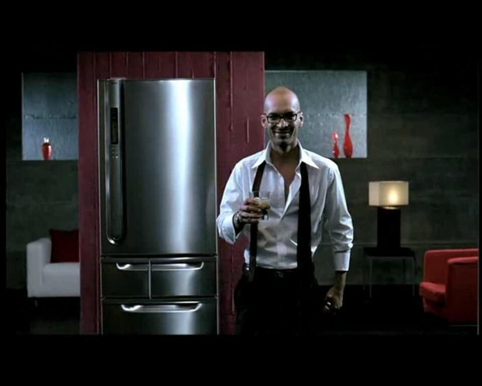 Рекламный ролик холодильников Toshiba
